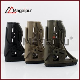 Wholesale Fab Defense - Magaipu New Tactical FAB Defense GL-Shock Absorbing Buttstock for M4 M16 Olive Drab Black Dark Earth
