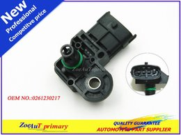 Wholesale Intake Honda Civic - Intake Manifold Pressure Sensor 0261230217 for HONDA CIVIC 99-06 JAZZ STREAM