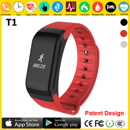Wholesale Control Management - Bluetooth wristband christmas present Blood Pressure Oxygen heart rate heath management Pedometer remainder Smart Bracelet for Android IOS