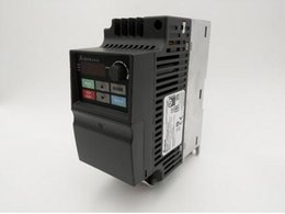 Wholesale Inverter Frequency Converter - Delta Inverter Frequency converter vfd004el21a 220v 0.4kw 400w 0.5HP 1PHASE 220V 600Hz built-in module plc function