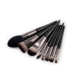 Kit d'outils premium en Ligne-Maquillage Premium brosse ensemble 8 pcs Doux Synthétique Cheveux Professionnel Maquillage Artiste Brosse Outil Maquillage Pinceau Make Up Brosses Kit Outils