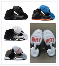En gros Nouveau 30.5 Pourquoi pas Westbrook PE 31 XXXI okc 30 mvp Russell hommes chaussures de basket-ball sport baskets avec la taille de la boîte 7-12 ? partir de fabricateur