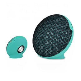 Wholesale Plastic Card Systems - JC-210 Bluetooth speaker Portable Wireless speaker Home Theater Party Speaker Sound System 3D stereo Music 3W TF USB PLAY