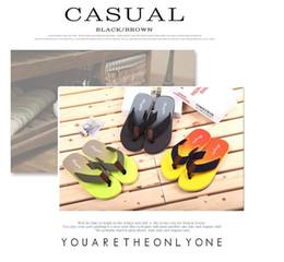 Wholesale lips sandals - lip flops shoes slipper sandals men beach candy colour