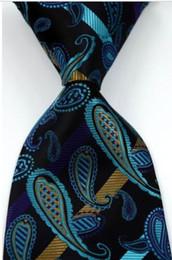 2019 галстук фиолетовый чёрная полоса Новый классический элегантный Paisleys полоса черный фиолетовый синий жаккардовые тканые шелковые галстук галстук csw71