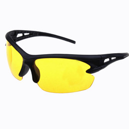 Wholesale Cheap Bicycle Glasses - Wholesale 2017 New upgrade cycling sunglasses cheap bicycle fishing glasses fashion glasses men and women 6 colors