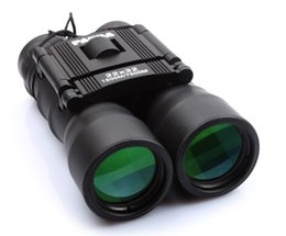 Wholesale Military Hd - Fashion Military HD Binoculars Professional Hunting Telescope Zoom High Quality Vision No Infrared Eyepiece black