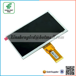 """Wholesale Lcd Replacement Screens For Tablets - Wholesale- New LCD Display Matrix For 7"""" Ritmix RMD-752 Lite Tablet inner LCD screen panel Glass Replacement Tablet Module Free Shipping"""