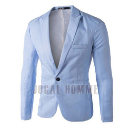 Wholesale Mens Hooded Blazer Jacket - Wholesale- New Arrival Men Suit man Casual Suit Casual Mens Suit Hooded One Button Men Red Blazer Outdoors Slim Fit Jacket Man Long Sleeve