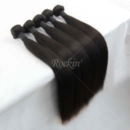 Wholesale H J Virgin Hair - Wholesale-H&J peruvian virgin straight hair bundles 3pcs,grade 6A mixed length 10-30inch,no shedding 100g pc,Fast delivery by Dhl