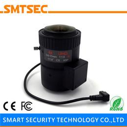 2019 auto lente íris câmera Venda por atacado - SL-3617A4KP P-IRIS 3,6-17mm Zoom Varifocal AUTO ÍRIS 4K Lens 1 / 1.8
