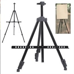 Wholesale White Painting Board - Artist Field Studio Painting Easel Tripod Display Stand Canvas white board sign