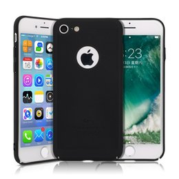 Wholesale hard shell cooler - New for Samsung s8 plus iPhone7 plus mobile phone shells i6 i6s i7 mobile phone sets of mesh cooling ultra-thin pc hard shell