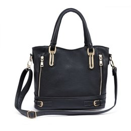 Wholesale Special Tote Brands - Wholesale-2016 Hot sale special offer PU women bags Europe pop leather handbag brand design shoulder bags vintage Casual bag WLHB1459