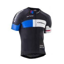 Wholesale Orbea Shirt - Orbea Cycling Jersey Pro bicycle clothing men Short Sleeve Bike Shirt racing race Sportwear Outdoor ropa ciclismo hombre C0203