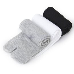 Wholesale Woman Flips Flops Sandals Wholesale - Wholesale- 3 Pairs Flip Flop Sandal Split Toe Tabi Ninja Geta Socks