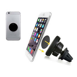Wholesale Safe For Car - Car Mount, Air Vent Magnetic Universal Car Mount Phone Holder for iPhone 6 6s, One Step Mounting ,Reinforced Magnet, Easier Safer Driving