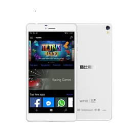 Wholesale Dual Slim Mobile Phone - Cube WP10 4G LTE Phone Call Tablet PC Windows 10 mobile 6.98 Inch 720*1280 IPS Qualcomm MSM8909 Quad Core 2GB Ram 16GB Rom GPS