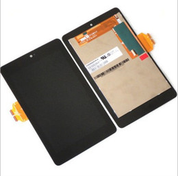 Wholesale Asus Google Nexus Lcd - For ASUS Google Nexus 7 1 Gen WIFI Version Touch +LCD Assembly