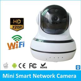 Wholesale Two Way Webcams - Mini Camera IP System CCTV camera Baby monitor P2P v380 Netcam Wireless Network webcam two way audio
