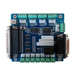 Wholesale Cnc Control Boards - CNC replacement part 5 axis stepper motor control board for cnc engraving machine