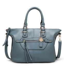Wholesale United States Singles - Women bag 2017 new Europe and the United States fashion locomotive bag foreign trade singler shoulder lady bag handbag