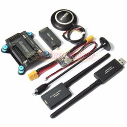 Wholesale Rc Power System - APM2.8 Flight Controller NEO-7M GPS 3DR 433Mhz 915Mhz Riado Telemetry Mini OSD Module APM Power Module for RC Multicopter