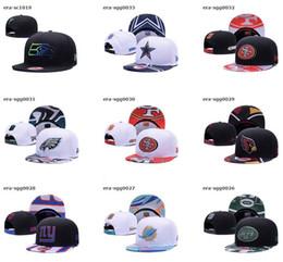 Wholesale Snapback Adjustable Boy - 2017 Fashion Basketball Snapback Hats sports All Teams Caps Men's Women's Adjustable Football Cap Size More Than 10000+ style