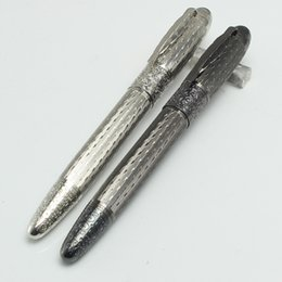 Wholesale metal maple leaf - Luxury High Quality MB Pen with maple leaf Clip fountain pen office&school supplies pens for writing