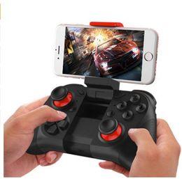 Canada Contrôleur de jeu sans fil portable Joystick Gamepad Joypad 40 heures de jeu en continu pour téléphones intelligents Android / iOS / PC Offre