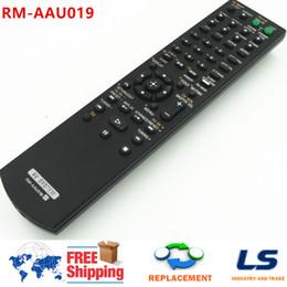 Wholesale rm video player - Wholesale- Remote Control RM-AAU019 RM-AAU017 for Sony HT-SF2000 HT-SS2000 STR-KS2000 SS-MSP1200 HTSF2000, HTSS2000, STRKS2000 AV SYSTEM