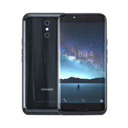 Wholesale Smart Phone 13mp 4g - DOOGEE BL5000 Android 7.0 5.5'' FHD Mobile Phones 4GB RAM 64GB ROM MTK6750T Octa Core 4G Cell phone 13MP+13MP Dual Rear Cam Smart Phone