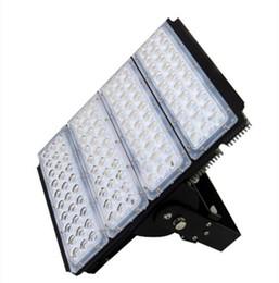 2019 lichtheizkörper Ultradünne Flossenstrahler LED-Flutlichter 200W 100w 150w LED-Flutlichter IP65 wasserdicht hohe Pfostenlampen AC85-265V 5 Jahre Garantie günstig lichtheizkörper