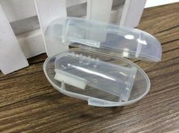 Canada Bébé silicone doigt brosse à dents brosse à dents ensembles d'enfants 0-2 ans enfants bébé nourrisson lait à poils doux brosse à dents en gros cheap infant finger toothbrush wholesale Offre