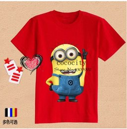 Wholesale New Age Clothing - Wholesale- New 204 Autumn Kids T Shirt Fashion O-Neck Character Black Baby Boys Clothes 2-8 Age Cotton Boys T Shirt