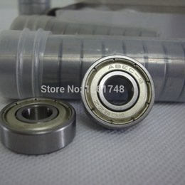 Wholesale Bears Board - 10Pcs Abec -9 608 8*22*7Mm Bearing With Dual -Side Dustproof Cover Bearings For Inline Roller Skates Patines Scooter Skateboard