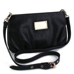 Wholesale Casual Diagonal - European And American Style Messenger Bags Casual Classic Q Percy Diagonal PU Leather Crossbody Shoulder Bag Purse
