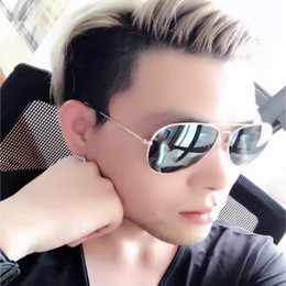 Wholesale Double Gradient Sunglasses - Fashion Double volume Colorful women sunglasses sunglas Transparent eyes men yurt Driving sunglasses Beach sunglasses sun glasses 9 colour