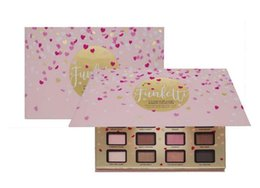 Wholesale Girl Hour - 24 hours delivery Makeup Collection Eye shadow Funfetti EyeShadow Palette 12 Color Eyeshadow IT is to be a girl Beauty mor mua kylie