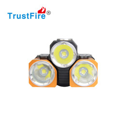 Wholesale Ion X - 1000Lm 3 x CREE XM-L T6 LED Bicycle Lamp Bike Headlight Cycling motorcycle Head Aluminum Alloy Rechargeable 18650 li ion Battery Pack Hot