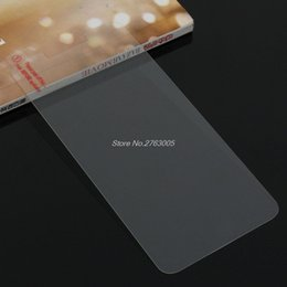 Wholesale D3 Case - Wholesale- Ultra-thin Tempered Glass for Prestigio Muze A7 D3 E3 F3 Screen Protector Film Protective Screen cases Cover