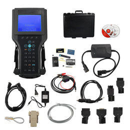 Wholesale Tech Scan Tool Isuzu - OBD2 car Diagnostic Scan Tool for GM tech 2 with Candi Interface (for GM SAAB OPEL SUZUKI ISUZU Holden) with black box