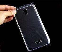 Wholesale Transparent Xl - Transparent Clear Soft Gel TPU Case Silicon Cover For Alcatel A3 XL A5 LED U5 A30 POP 4  Pixi 4 4.0 5.0 Case