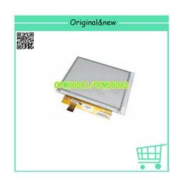 Wholesale E Books Readers - Wholesale- New 6.0 inch E-Book Reader Panel OPM060A2 Ebook screen good sale before
