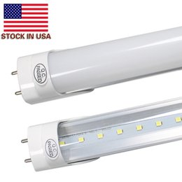 Wholesale T8 Led Tube 12w - X50 DHL fast SHIPPPING LED T8 Tube 0.6m 2ft 12W 1100LM SMD2835 Light Lamps 2 feet 600mm 85-265V led lighting fluorescent