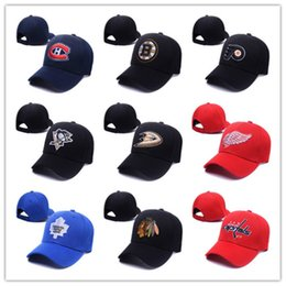 Wholesale Cubs Hats - Men's women sport all team hats embroidered link logo Cubs White Sox Indians Red Sox navy blue adjustable baseball snapback caps