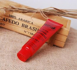 Wholesale Wholesale Free Shipping Australia - Lucas Papaw Ointment Lip Balm Australia Papaya Hydrating Moisturizing Creams 25g Ointments Beauty Makeup Products Free Shipping