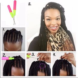 Wholesale Tools For Making Wigs - Hair Accessories &Tools Wig Caps cornrow croceht wig free shipping braided cap 70g synthetic made for crochet braids weave hair extension