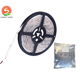Wholesale led strip pink 5m - 5M 5050 3528 5630 Led Strips Light Warm White Red Green Blue Pink Purple RGB Flexible 5M Roll 300 Leds 12V outdoor Ribbon