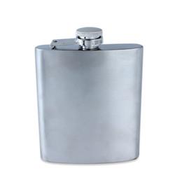 2019 vasi di buona qualità L'acciaio inossidabile portatile Pocket Pocket Pot Flagon Flask Kettle Bottiglia all'ingrosso spedizione gratuita di buona qualità nuova marca vasi di buona qualità economici